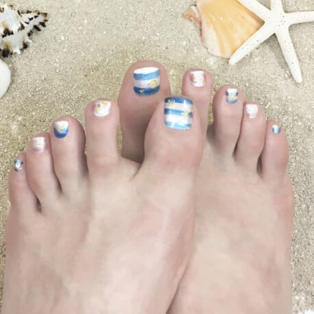 BeachDay_foot